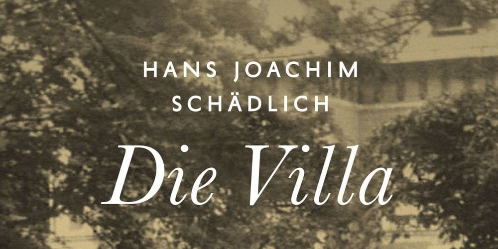 Tickets Die Villa, Buchpremiere in Berlin